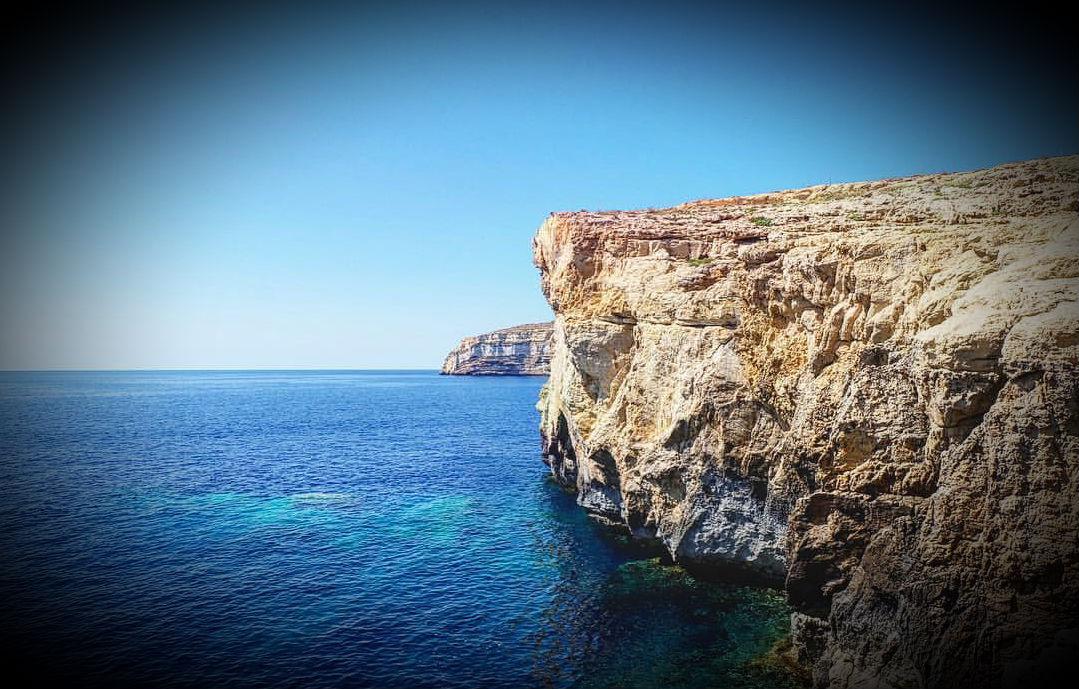 Malta Gozo Azure Penceresi