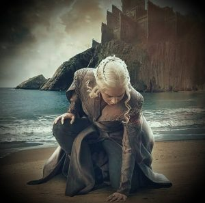 game of thrones Deanarys targaryen