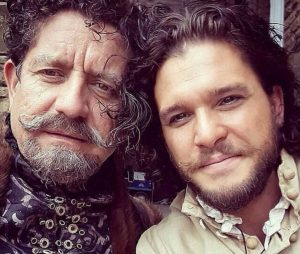 Kit Harington Gunpower