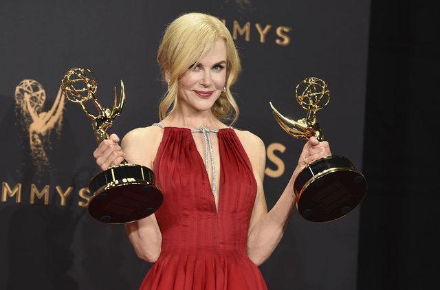 Emmy en iyi kadın oyuncu