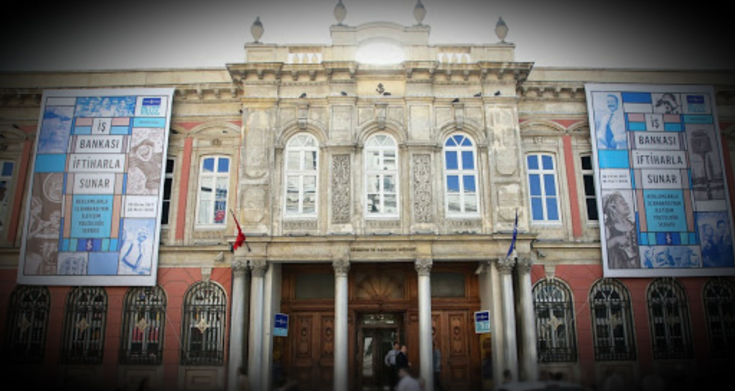 iş bankası müzesi