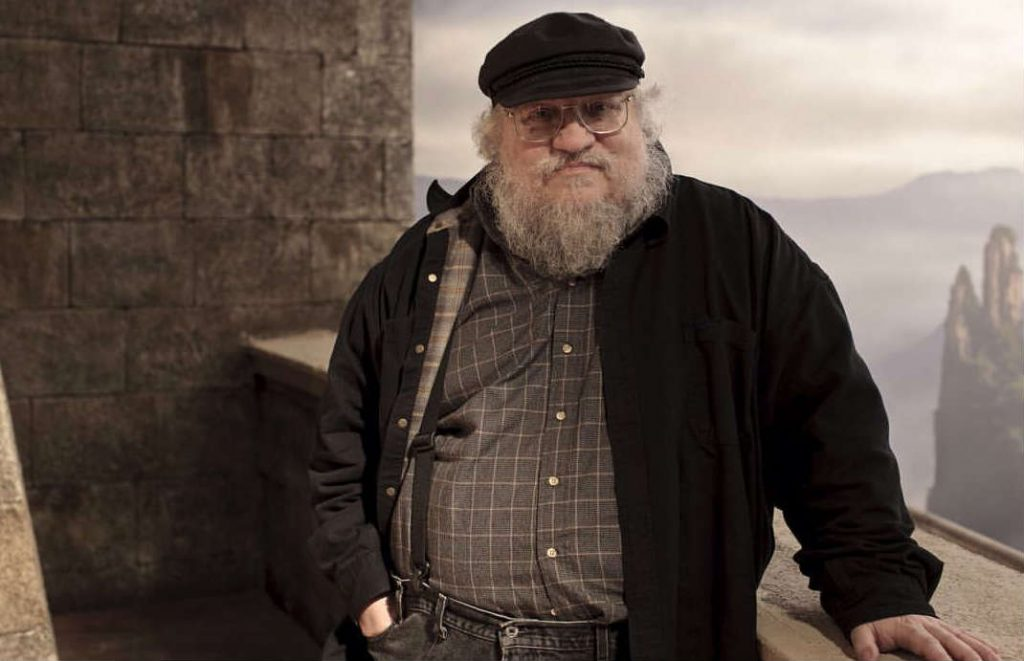 George RR Martin Game of Thrones Taht Oyunları