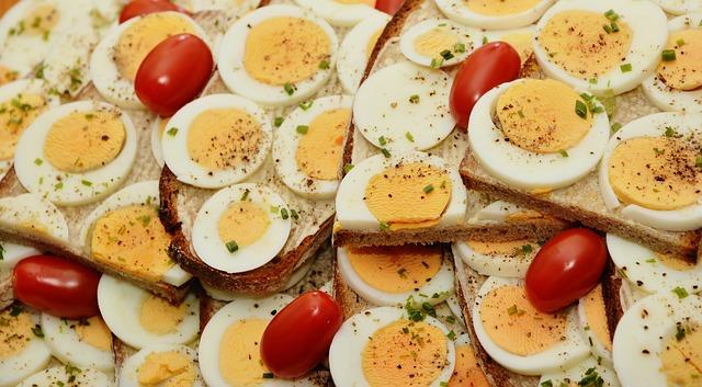 Yumurta ile yapılabilecek lezzetler I