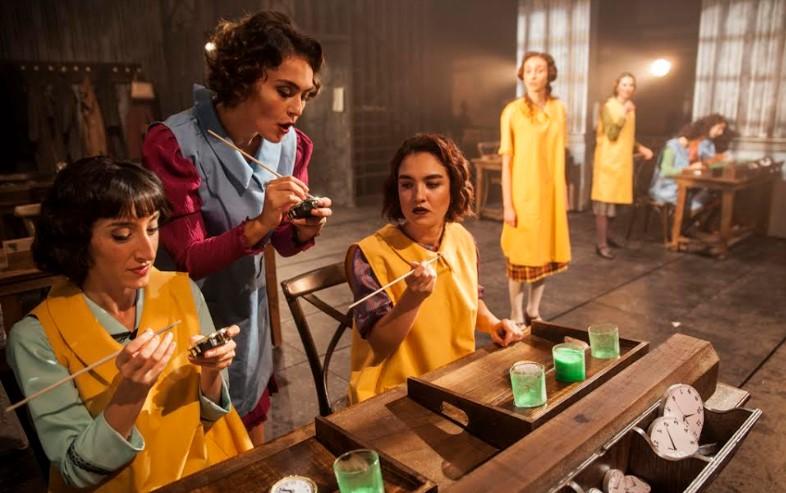 Bir Peri Masalı Radyum Kızları